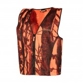 Deerhunter WarnWeste Protector Blaze/orange pull-over