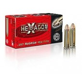 GECO .357 Mag Hexagon 11,7g.