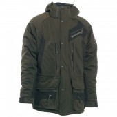 Deerhunter Muflon Jacke long oliv